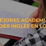 Las 12 mejores academias para aprender inglés en Londres