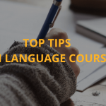 Top tips on language course